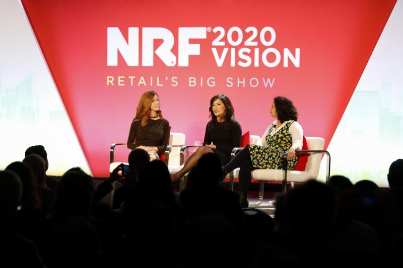 Acompanhe os principais conteúdos do primeiro dia da NRF 2020