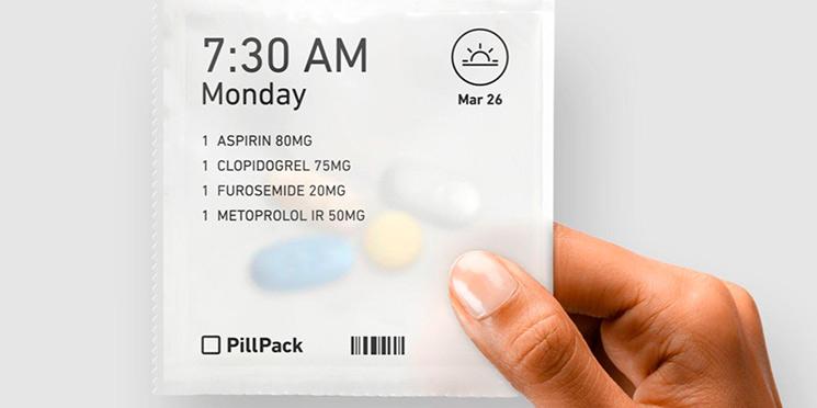 Amazon quer revolucionar o mercado da saúde