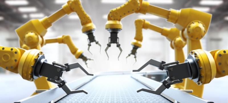 Robôs assumem tarefas de risco em fábricas e no campo