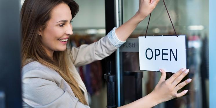 Abertura de pequenos negócios dispara 35% no primeiro semestre