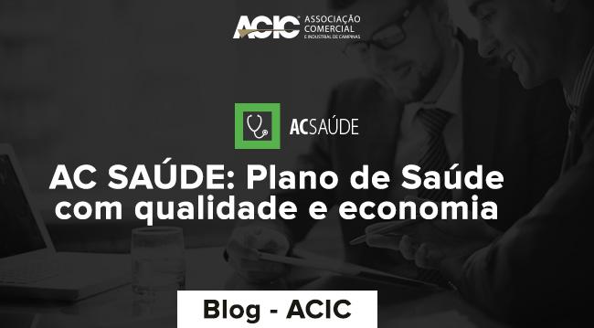 AC SAÚDE: Plano de Saúde com qualidade e economia