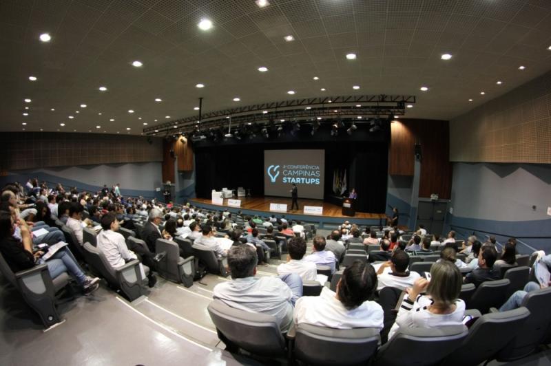 Maior evento para startups do interior do país, 5ª Conferência Campinas Startups ocorre dia 07/10