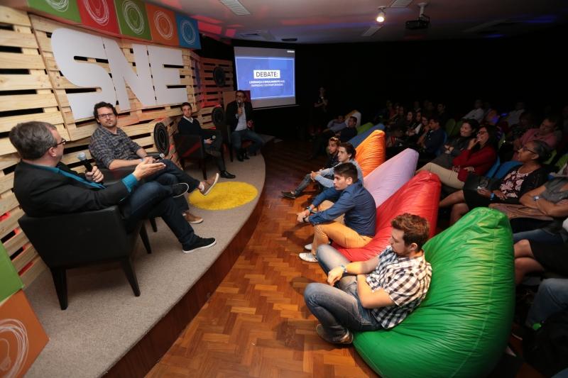Debate sobre liderança e comportamento marcam o segundo dia da SNE