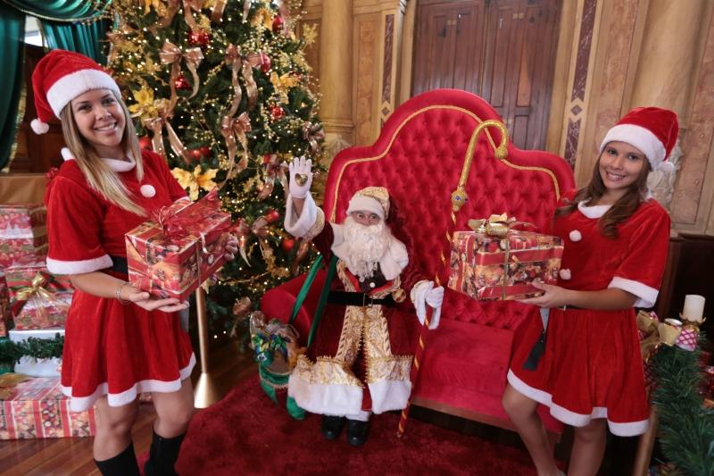 ACIC abre Palácio do Papai Noel dia 7 de dezembro