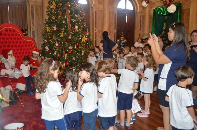 Palácio do Papai Noel entra em sua última semana de funcionamento