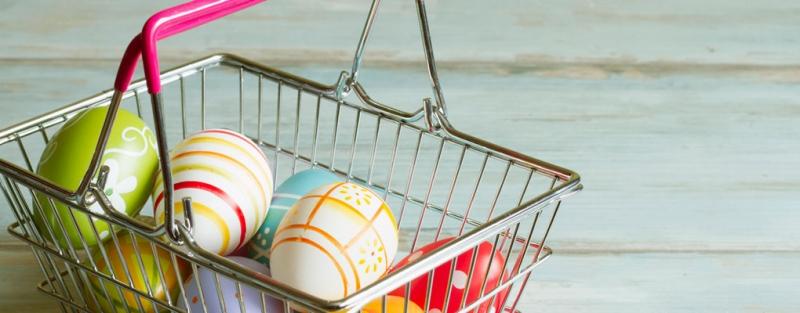 Feriado de Páscoa rende mais na região do que no país