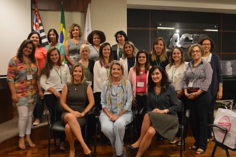 Empoderamento feminino dentro das empresas é tema do CME