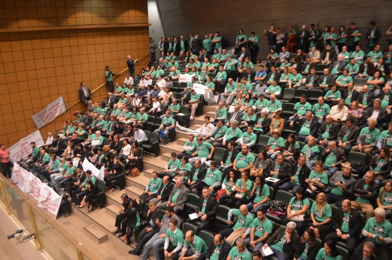 Associações Comerciais lotam Assembleia Legislativa pelo Projeto de Lei 874/16
