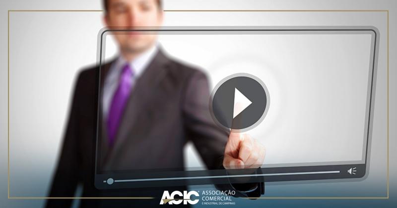 Saiba como usar os vídeos para impactar o maior número de clientes e gerar engajamento com a sua marca