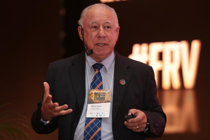 Mário Gazin defende investimento em funcionários para crescimento