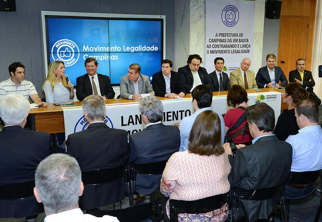 ACIC apoia Movimento Legalidade para combater o contrabando