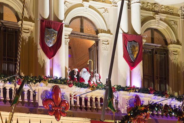 Palácio do Papai Noel recebe quase 20 mil pessoas e premia 18 visitantes