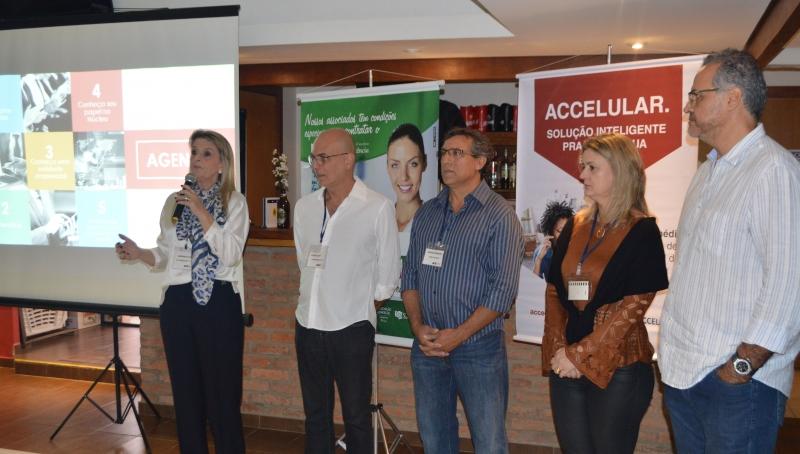 Associação inicia atividades do núcleo de Sousas e Joaquim Egídio
