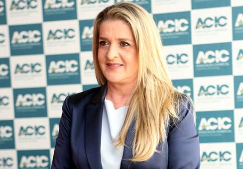Adriana Flosi reassume a presidência da Associação Comercial e Industrial de Campinas (ACIC)