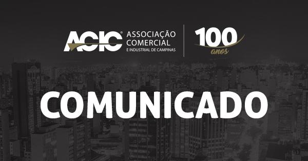 Comunicado ACIC