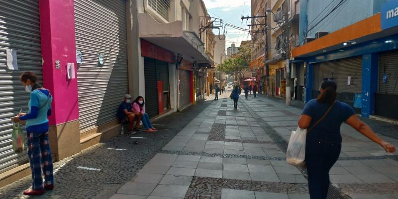 Campinas põe fim à distribuição de alimentos a moradores de rua no Centro de Campinas