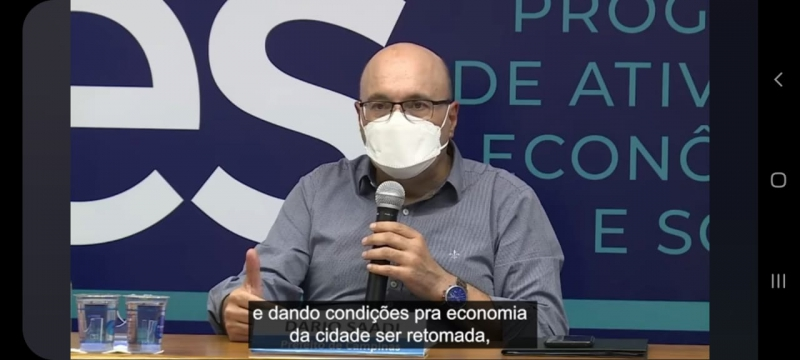 ACIC vê com otimismo o Projeto de lei do Refis 2021 apresentado pelo prefeito Dário Saadi