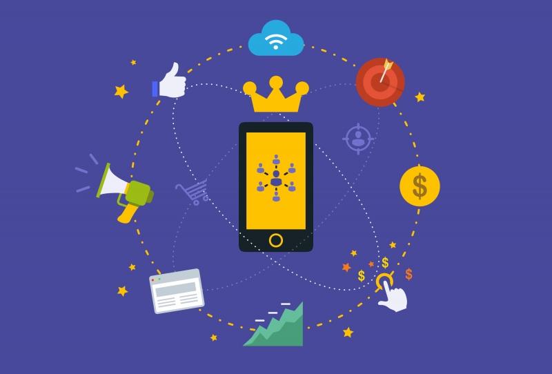 Palestra do núcleo de Sousas e Joaquim Egídio aborda marketing digital
