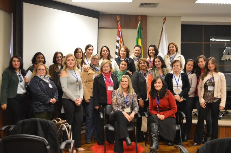 A gestão do estresse foi o tema do 11º encontro do Conselho da Mulher Empreendedora